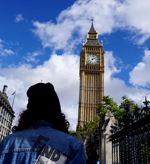 Parlament visit